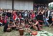 Lễ cúng trỉa lúa của dân tộc Brâu