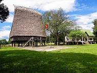 Nhà rông Kon Klor (Kon Tum) – Tây Nguyên