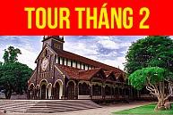 Tour Khám Phá 3 Tình Tây Nguyên: Gia Lai - ĐakLak - KonTum 4N3D Từ Hà Nội