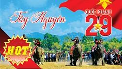 VNT41: TourTây Nguyên Gia Lai – Đak Lak – Kom Tum 4 Ngày 3 Đêm Dịp 2/9 Từ Hồ Chí Minh