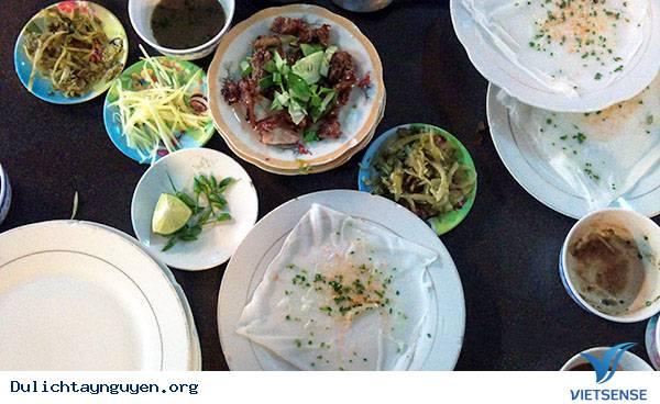 Bánh Ướt Thịt Nướng Tây Nguyên,Banh Uot Thit Nuong Tay Nguyen