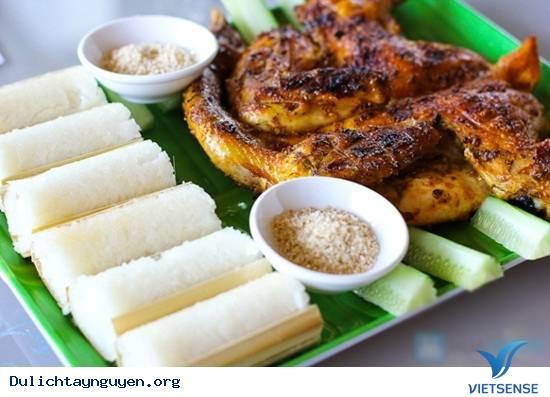 Cơm Lam Tây Nguyên,Com Lam Tay Nguyen