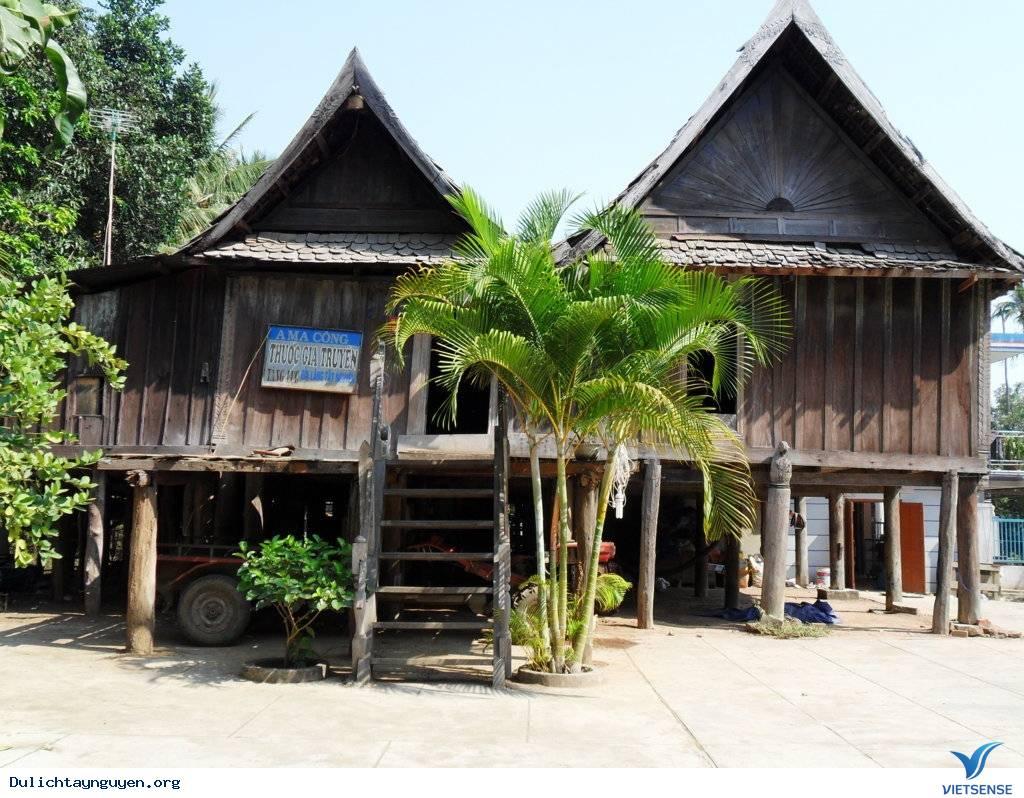 Điểm Du Lịch Buôn Ma Thuột: Nhà Cổ Người Lào