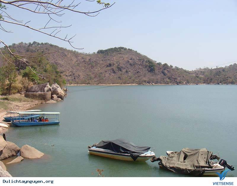 Điểm Du Lịch Gia Lai: Hồ Ayun Hạ,Diem Du Lich Gia Lai Ho Ayun Ha