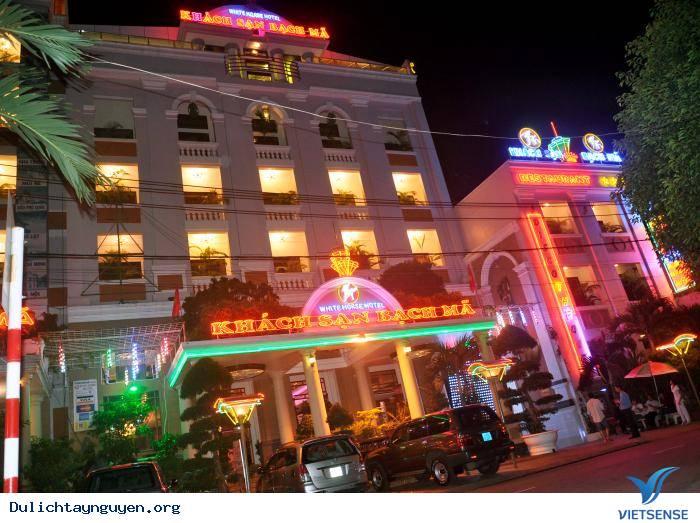 Khách Sạn Bạch Mã,Khach San Bach Ma