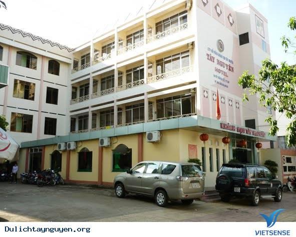 Khách Sạn Tây Nguyên,Khach San Tay Nguyen