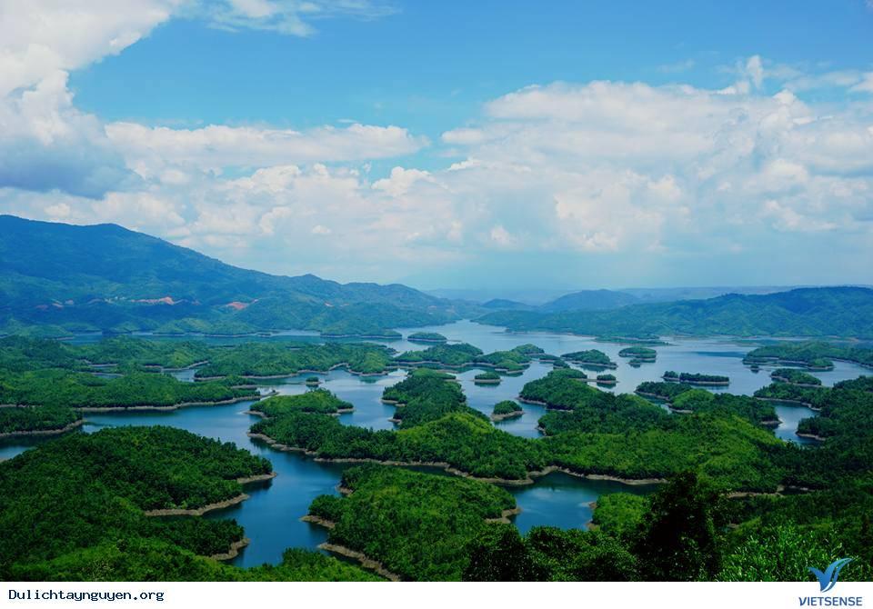 Khám phá Hồ Ea Kao giữa đại ngàn Tây Nguyên